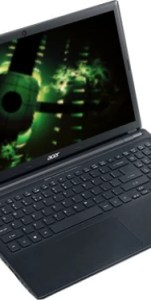 Acer Aspire V5 571G Laptop (3rd Gen Ci3/ 4GB/ 750GB/ Win7 HB/ 1GB Graph) (NX.M3NSI.001)(15.6 inch, Smoky Black, 2.30 kg)