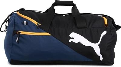 Puma Puma Cat Logo Weekender 154 inch/391 cm (Black08) 154 inch/391 cm Gym Bag(Black)