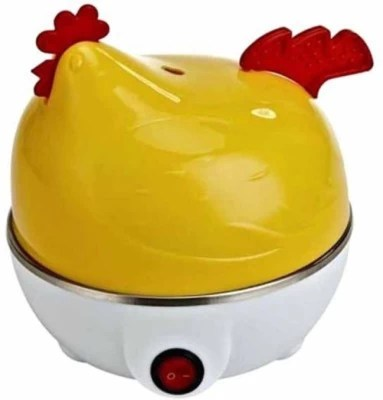 Divinext Egg boiler Electric,Egg Steaming Device Egg Cooker(7 Eggs)