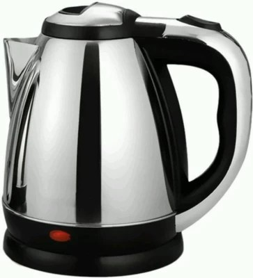Ortec 5008A-560 Electric Kettle(1.8 L, Silver)