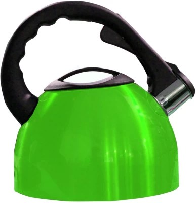 MSE User Friendly Whistling_B9 Electric Kettle(2.5 L, Green, Black)
