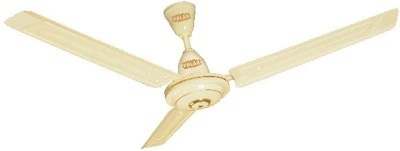 Polar MegaMite 3 Blade Ceiling Fan(Cream)