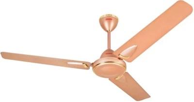 Usha Striker Millennium 3 Blade Ceiling Fan(Pink)