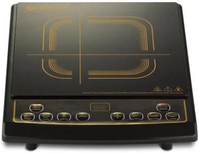 Bajaj popularplus Induction Cooktop(Black, Push Button)