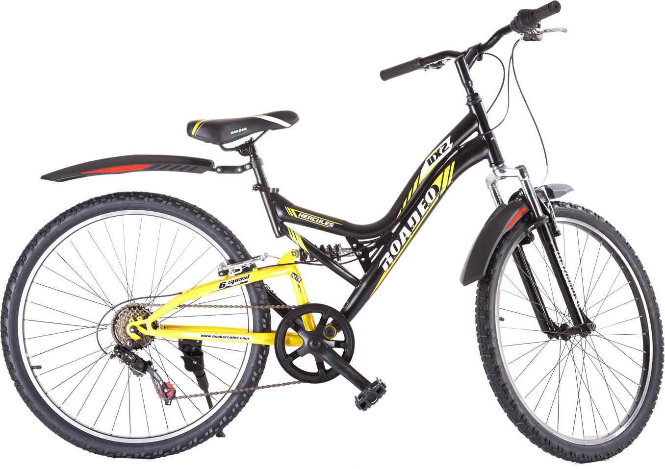 Hercules Roadeo Ux2 1fg204u A Road Cycle Black