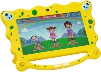 Extramarks Toddlers 8 GB 7 inch with Wi-Fi Only(Yellow)