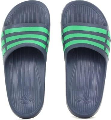 6ead585e8 20% OFF on Adidas DURAMO SLIDE K Flip Flops