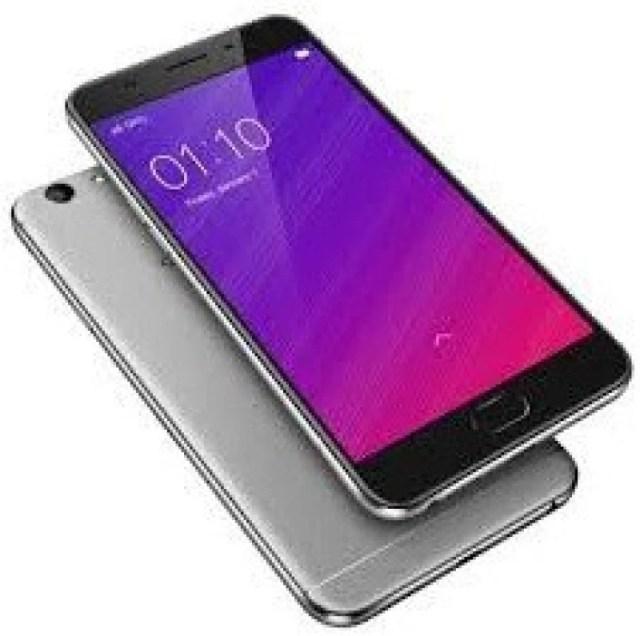 OPPO F1s (Grey, 32 GB)