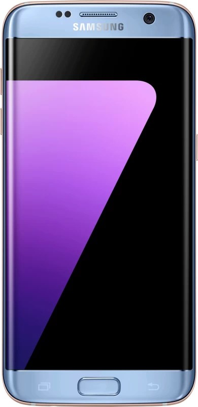 SAMSUNG Galaxy S7 Edge (Blue Coral, 32 GB)