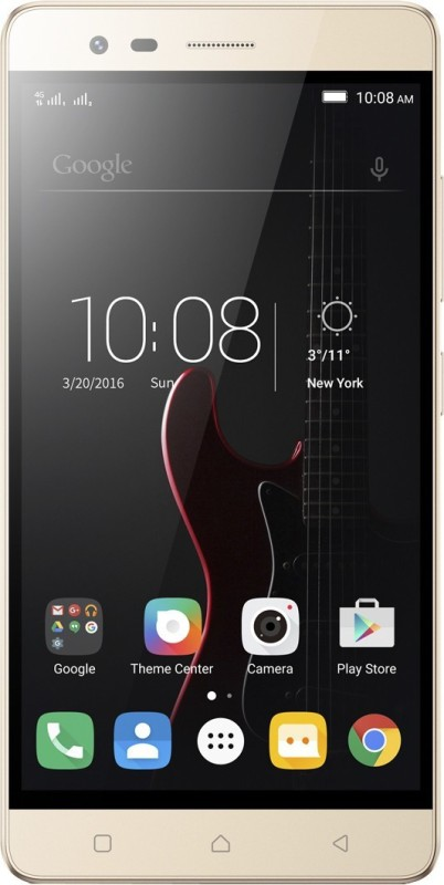 Lenovo Vibe K5 Note (Gold, 64 GB)(With 4 GB RAM)
