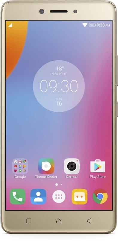 Lenovo K6 Note (Gold, 32 GB)(4 GB RAM)