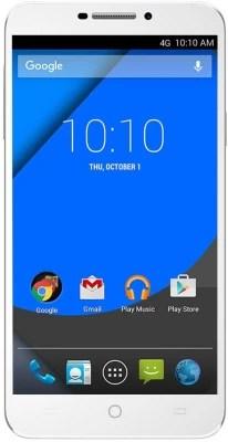 Yu Yureka Plus (White, 16 GB)(2 GB RAM)
