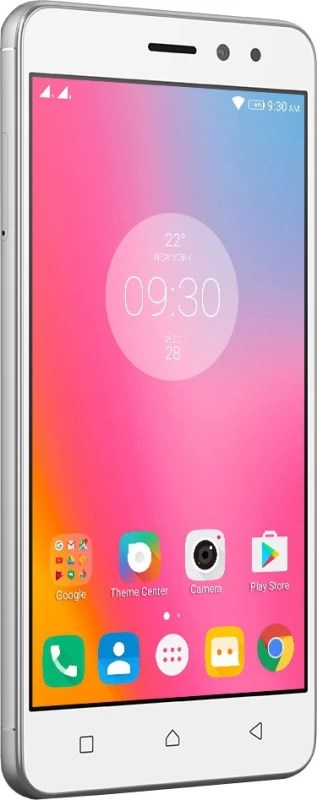 Lenovo K6 Power (Silver, 32 GB)(With 4 GB RAM)