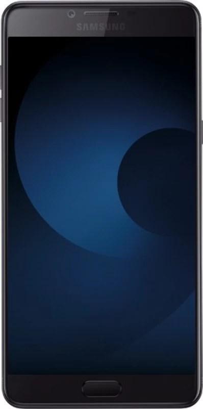 SAMSUNG Galaxy C9 Pro (Black, 64 GB ROM)