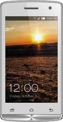 Videocon Z41 Lite+ (White, 4 GB)(512 MB RAM)