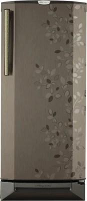Godrej 190 L Direct Cool Single Door Refrigerator(RD EdgePro 190 PDS 5.2, Carbon Leaf)