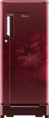 Whirlpool 245 L Direct Cool Single Door Refrigerator(260 IMFRESH ROY 5S, Wine Regalia)