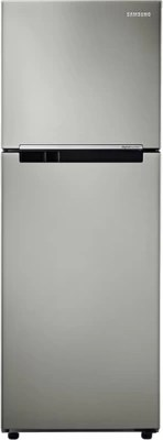SAMSUNG 251 L Frost Free Double Door Refrigerator(RT28K3083SP, Elective Silver)