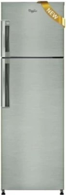 Whirlpool 265 L Frost Free Double Door Refrigerator(NEO FR278 ROY PLUS 2S, Illusia Steel)