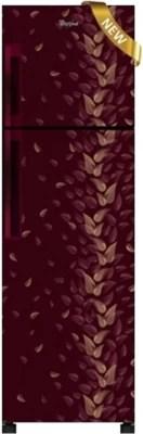 Whirlpool 265 L Frost Free Double Door Refrigerator(NEO FR278 CLS PLUS 2S, Wine Fiesta)