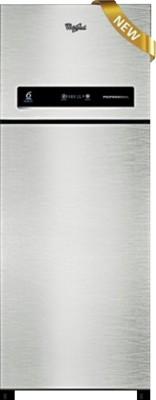 Whirlpool 340 L Frost Free Double Door Refrigerator(355 ELT 2S, Alpha Steel)