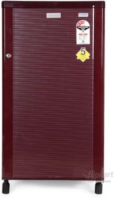 Electrolux 150 L Direct Cool Single Door Refrigerator(REF EBP163BS-FDA, Burgundy Stripes)