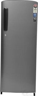 SAMSUNG 230 L Direct Cool Single Door Refrigerator(RR23J2415SA/TL, Metal Graphite)
