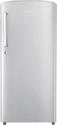SAMSUNG 192 L Direct Cool Single Door Refrigerator(RR19K111ZSE/HL, Elective Silver)