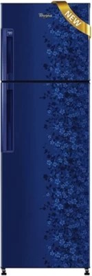 Whirlpool 245 L Frost Free Double Door Refrigerator(FR258 Roy 2S, Sapphire Exotica, 2016)