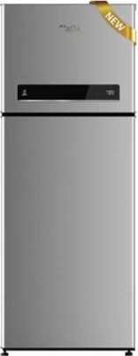 Whirlpool 245 L Frost Free Double Door Refrigerator(NEO DF258 ROY ILLUSIA STL(2S), Illusia Steel, 2016)
