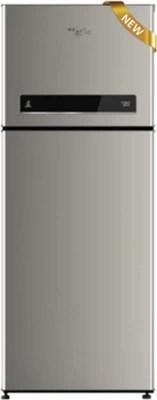 Whirlpool 245 L Frost Free Double Door Refrigerator(NEO DF258 ROY 3S, Nova Steel)