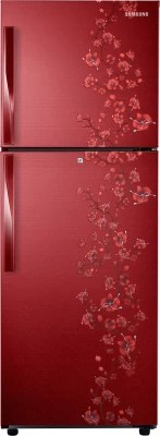SAMSUNG 253 L Frost Free Double Door Refrigerator(RT27JAMSERZ/TL, Tender Lilly Re, 2016)