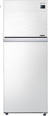 SAMSUNG 415 L Frost Free Double Door Refrigerator(RT42K50681J, Shiny River)