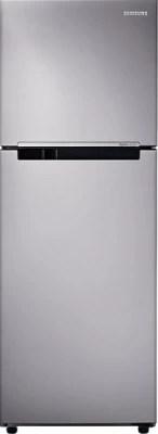 SAMSUNG 253 L Frost Free Double Door Refrigerator(RT27JARYESA/TL, Metal Graphite)