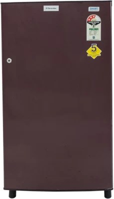Electrolux 150 L Direct Cool Single Door Refrigerator(EB163P/EJ163PT, Maroon VCM, 2016)