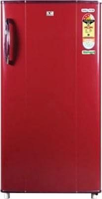 Videocon 190 L Direct Cool Single Door Refrigerator(VA203E, Burgundy Red)