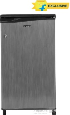 Sansui 80 L Direct Cool Single Door Refrigerator(SC090LSH - FDW/SC091P, Silver Hairline, 2016)