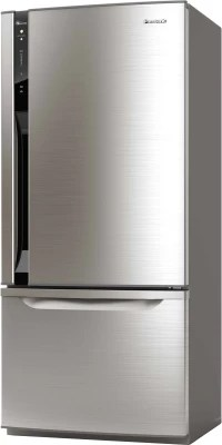 Panasonic 450 L Frost Free Double Door Refrigerator(NR-BW465VNX4, Champagne, 2016)