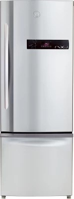 Godrej 430 L Frost Free Double Door Refrigerator(RB EON NXW 430 SD, Inox, 2016)
