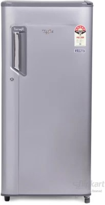 Whirlpool 190 L Direct Cool Single Door Refrigerator(205 ICEMAGIC CLS PLUS 5S, Silver Metallic)