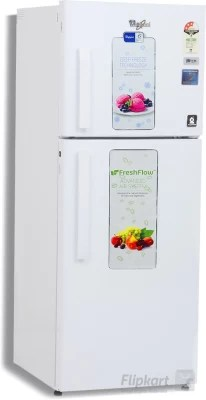 Whirlpool 245 L Frost Free Double Door Refrigerator(NEO FR258 CLS PLUS 3S, Australia White)