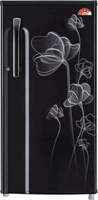 LG 188 L Direct Cool Single Door Refrigerator(GL-B191XVHP, Velvet Heart, 2016)