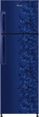 Whirlpool 245 L Frost Free Double Door Refrigerator(NEO FR258 ROY 3S, Sapphire Exotica)
