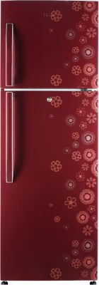 Haier 270 L Frost Free Double Door Refrigerator(HRF-2903CRC, Red Circle)