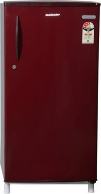 Kelvinator 190 L Direct Cool Single Door Refrigerator(KC202E, Burgundy Red)