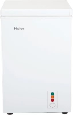 Haier 148 L Direct Cool Deep Freezer Refrigerator(HCF-148H2, White)