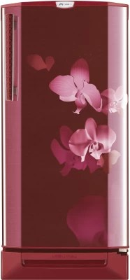 Godrej 190 L Direct Cool Single Door Refrigerator(RD EdgePro 190 PDS 5.2, Orchid Wine)