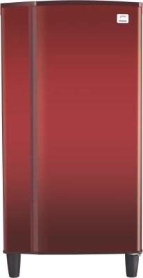 Godrej 200 L Direct Cool Single Door Refrigerator(RD Edge 205 CW 4.2, Wine Red, 2016)