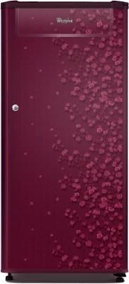 Whirlpool 190 L Direct Cool Single Door Refrigerator(205 GENIUS CLS PLUS 4S, Wine Gloria, 2016)