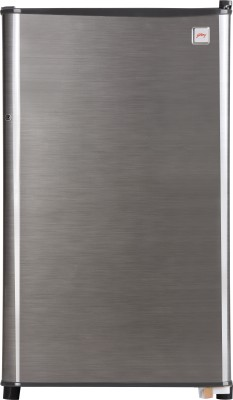 Godrej 99 L Direct Cool Single Door Refrigerator(RD CHAMPION 99 C 3.2, Silver Strokes, 2016)